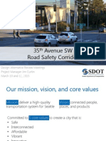 Background of 35th SW safety project
