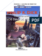 Dick Philip k Cuentos Completos 4