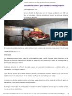 Diario La Verdad - Alcaldía Cierra Tres Restaurantes Chinos Por Vender Comida Podrida