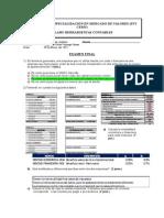 Solucionario Examen Curso SMV