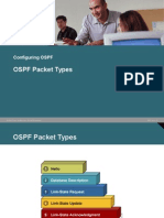 OSPF-process & Packets