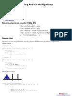 apunte algoritmos y estructuras de datos
