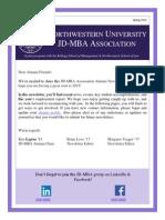 jdmba newsletter spring 2015