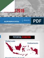 Indonesia Beyond 2015