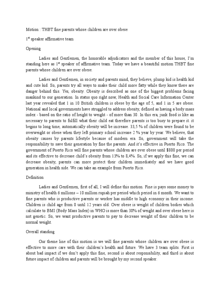 Con censorship essay