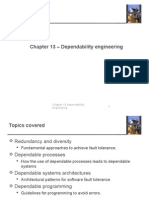 4900 13 Dependability Engineering
