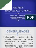 ARTRITIS IDEOPATICA 1.