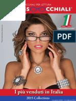 Catalogo 2015 di occhiali da lettura per presbiopia semplice Espressoocchiali