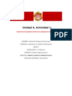 Unidad 4 Actividad