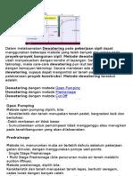Metode Dewatering