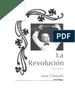 La Revolución, Isaac Chocrón.