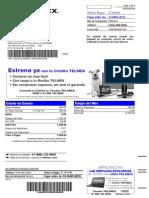 Telmex Marzo