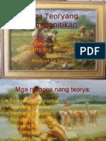 Mga Teoryng Pampanitikan