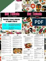 hot tamale menu