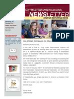 February 2015 Newsletter