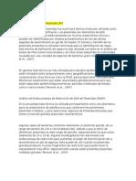 FarmacogenomicaLa Huella Dactilar de Plasmidos