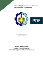 Analisa Kerentanan Kabupaten Blitar - Print