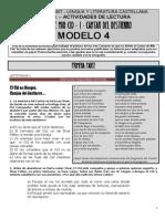 Cantar de Mio Cid - Destierro Modelo 4