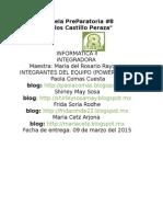 INTEGRADORA CORREGIDA