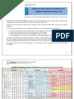 Instructivo Para Matricula 2015 EDUCACIÓN