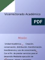 Vicerrectorado Académico. LUZ