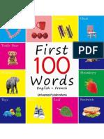 100 Palavra100 palavras em ingles e frances.pdfs Em Ingles e Frances
