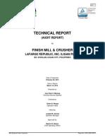 LRI Iligan Audit report for Finish mill & Crusher Area (02-20-15).pdf