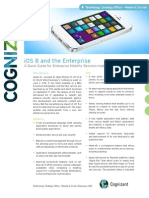 iOS 8 and the Enterprise