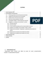 Procedura Arhivare