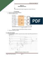 Praktikum Sistem Digital Modul 6 Rangkaian Aplikasi
