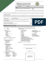 PhiCS Membership Form.doc
