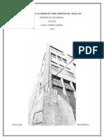 Historia de La Arquitectura Apartir Del Siglo Xx