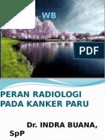 Presentation Peran Radiologo Pada Kanker Paru