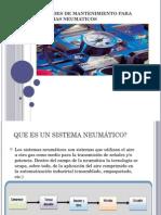 Unidades de Mantenimiento Para Sistemas Neumaticos