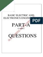 Basic EEE Question Bank