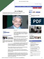 Gilles Cistac Assassinado Em Maputo
