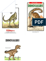 Topic 1 - Dinosaurs