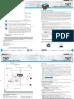 Manual Simulador Emulador t67