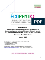AAP - Communication 2015 - Cahier des charges