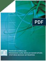 PGSD Dan Kurikulum