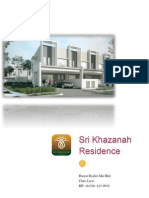 Sri Khazanah Residence Proposal