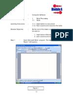 Computer Software A