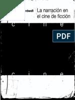 Bodwell- La Narracion en El Cine de Ficción (Español)