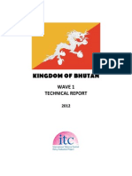 Bhutan Technical Report