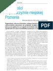 Artykuł - Odrębnosci w polszczyĽnie miejskiej Poznania (numer 82006)