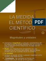 La Medida_Metodo Cientifico