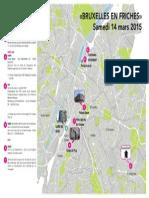 Bruxelles en Friches Samedi 14 Mars 2015
