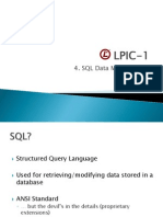 04-SQL Data Management