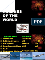 MAJOR Airlines of the World