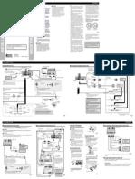 Installation Manual Avh-p6600dvd